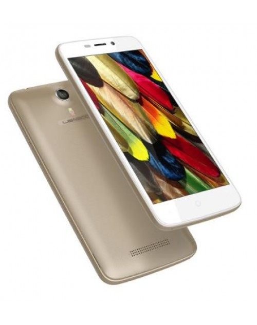"LEAGOO Smartphone Elite 6, 4G, 4.5"" IPS, Quad Core 64-bit, Gold"