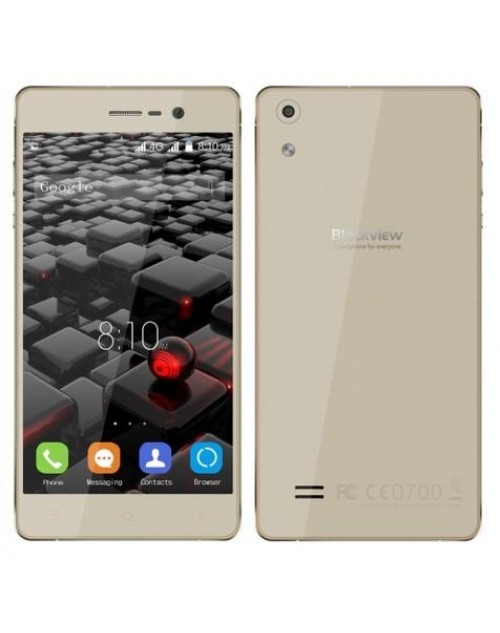 BLACKVIEW Smartphone Omega Pro, 8-Core, 5inch, 4G, Gold