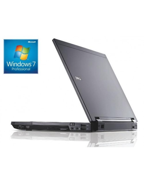 DELL used Notebook Latitude E6410, i5, 4GB, 250GB, DVD, Win7, 14.1""