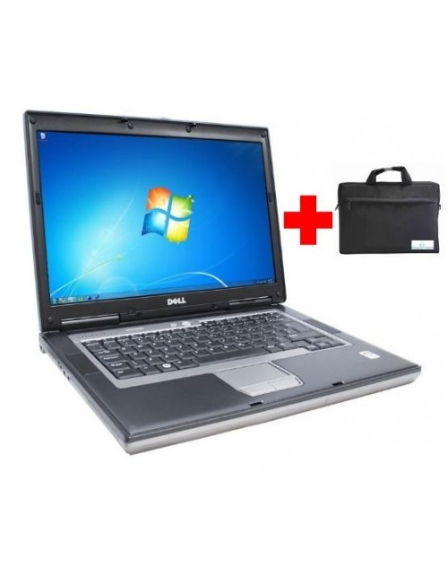 DELL used Latitude D531, AMD TK-55, 2GB, 80GB, 15.4, τσάντα μεταφοράς