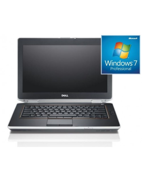 DELL used Notebook E6420, i5-2520M, 4GB, 320GB HDD, Win 7, 14.1""
