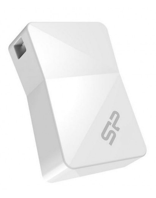 Φλασάκι SIL.Power T08 (32GB) - WHITE(USB2.0)