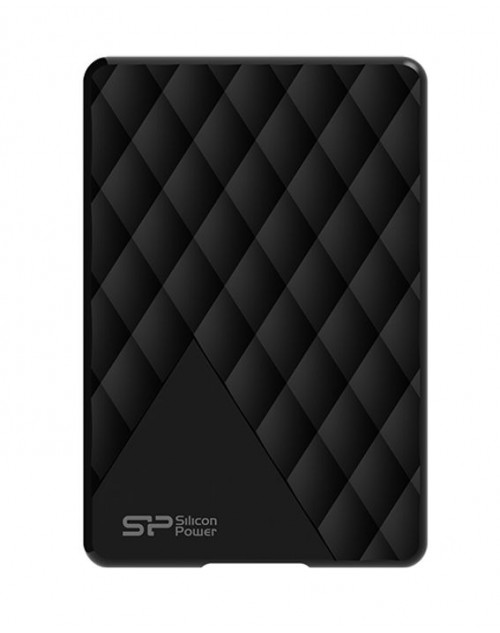 Silicon Power εξ.HDD, USB 3.0V – 500GB BLACK