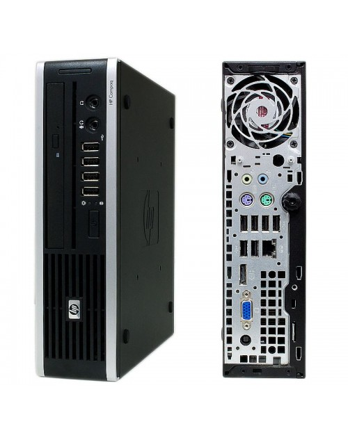 HP used Η/Υ Elite 8000 USDT, Q6600, 4GB, 160GB, DVD